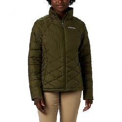 Columbia Women's Heavenly Jacket Olive Green