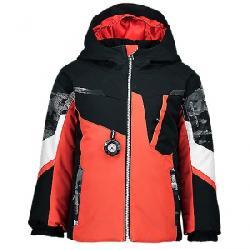 Obermeyer Boy's Orb Jacket Red