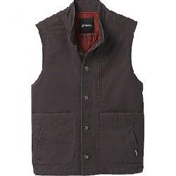 Prana Men's Trembly Vest Charcoal