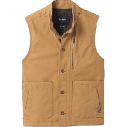 Prana Men's Trembly Vest Embark Brown
