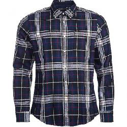 Barbour Men's Highland Check 34 Tailored Shirt Navy