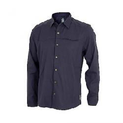 Club Ride Men's Sawtooth LS Shirt Navy
