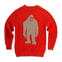 Airblaster Sassy Sweater Red