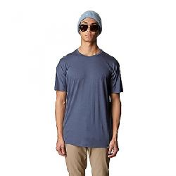Houdini Men's Free Tee Spokes Blue