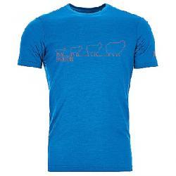 Ortovox Women's 150 Cool Ewoolution T-Shirt Light Blue