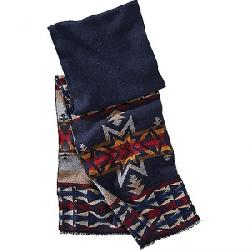 Pendleton Jacquard Muffler Plains Star Navy