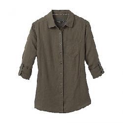 Prana Women's Aster Tunic Plus Rye Green