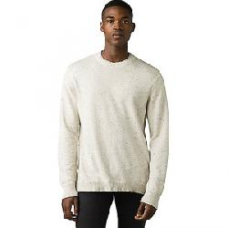 Prana Men's Driggs Crew Sweater - Slim Natural