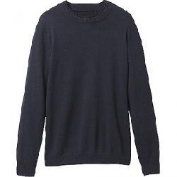 Prana Men's Driggs Crew Sweater - Slim Nautical Heather