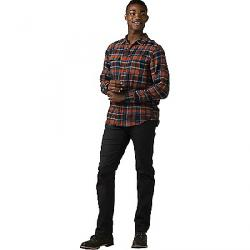 Prana Men's Westbrook Flannel Shirt Cedar