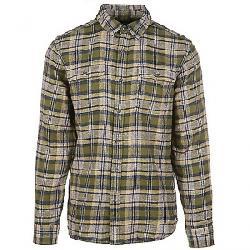 Prana Men's Westbrook Flannel Shirt Vert Green