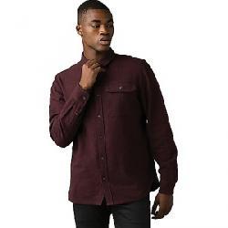 Prana Men's Tannler Flannel Shirt Raisin