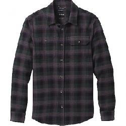 Prana Men's Hatcher Flannel Shirt - Slim Batik