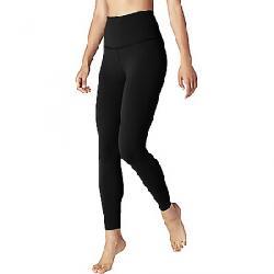 Beyond Yoga Women's Caught In The Midi High Waisted Legging Jet Black