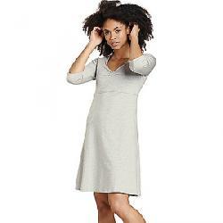 Toad & Co Women's Rosalinda Dress Heather Grey
