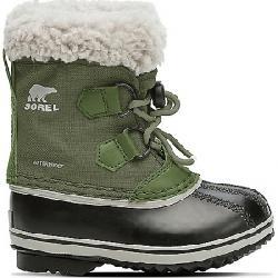 Sorel Children's Yoot Pac Nylon Boot Hiker Green