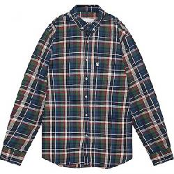 Penfield Men's Barrhead Check Shirt Navy