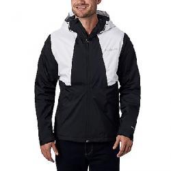 Columbia Men's Inner Limits II Jacket Black/White