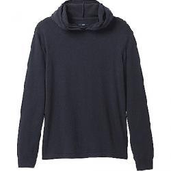 Prana Men's Driggs Hood Sweater - Slim Nautical Heather