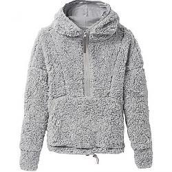 Prana Women's Polar Escape Half Zip Sweater Storm Cloud