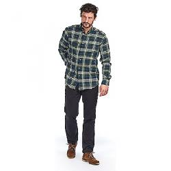 Barbour Men's Eco 1 Tailored Shirt Navy