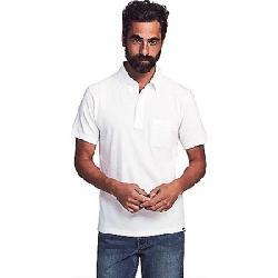 Faherty Sunwashed Polo Shirt White
