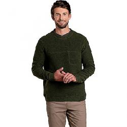 Toad & Co Men's Breithorn Crew Sweater Olive