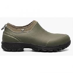 Bogs Men's Sauvie Slip On Shoe Dark Green