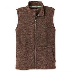 Smartwool Men's Hudson Trail Fleece Vest Bourbon Heather