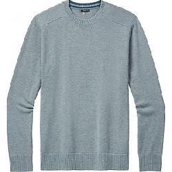 Smartwool Men's Sparwood Crew Sweater Lunar Grey Donegal