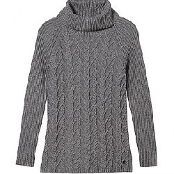 Royal Robbins Women's Frost Cowl Neck II Pewter Heather