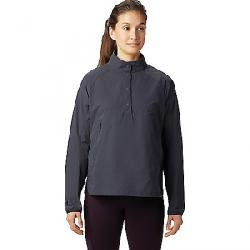 Mountain Hardwear Women's Railay Pullover Dark Storm
