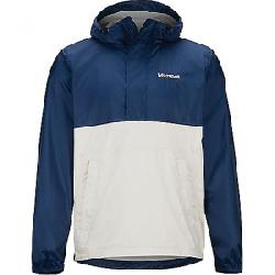 Marmot Men's PreCip Eco Anorak Arctic Navy / Gray Moon