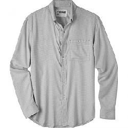 Mountain Khakis Men's Passport EC LS Shirt Smoke