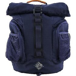 United By Blue 16L Rolltop Backpack Midnight