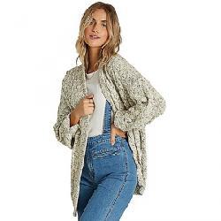Billabong Women's Sweetest Thing Sweater White Cap