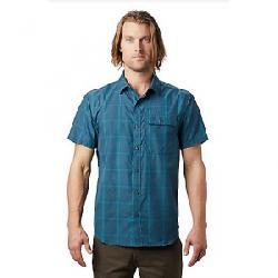 Mountain Hardwear Men's Greenstone SS Shirt Icelandic