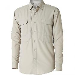 Royal Robbins Men's Expedition LS Shirt Soapstone