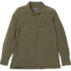 ExOfficio Women's Kizmet LS Shirt Nori