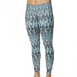 Hot Chillys Women's Micro-Elite Chamois Sublimated Print Tight Icy Peaks