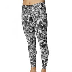 Hot Chillys Women's Micro-Elite Chamois Sublimated Print Tight BW Rose