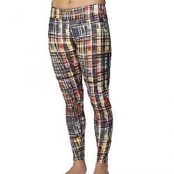 Hot Chillys Women's Micro-Elite Chamois Sublimated Print Tight Rad Plaid