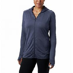 Columbia Women's Place To Place II Full Zip Hoodie Nocturnal Heather