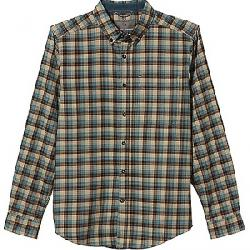 Royal Robbins Men's Lieback Flannel LS Desert