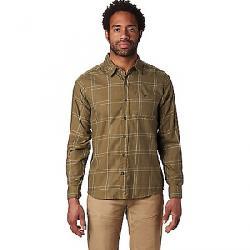Mountain Hardwear Men's Burney Falls LS Shirt Combat Green