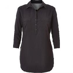 Royal Robbins Women's Expedition Chill Stretch Tunic Jet Black