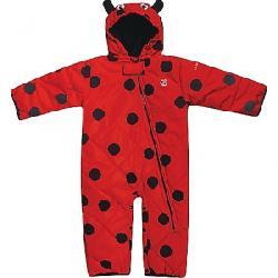 Dare 2B Infant Bambino Snowsuit Lollipop Red Ladybird