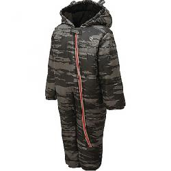 Dare 2B Infant Bambino Snowsuit Ebony Grey Camo Print