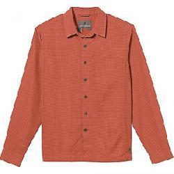 Royal Robbins Men's Desert Pucker Dry LS Shirt Redwood