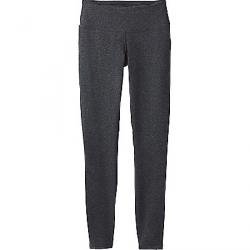 Prana Women's Pillar Legging - Plus Charcoal Heather
